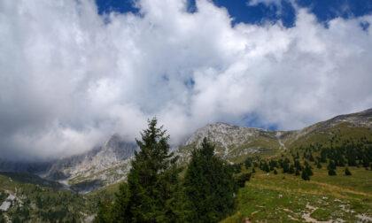 Sul Monte Visolo, ovvero le meraviglie della Presolana alla portata di tutti