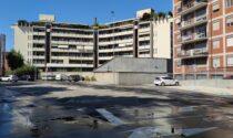 È stato inaugurato il nuovo parcheggio a pagamento in via Baschenis a Bergamo