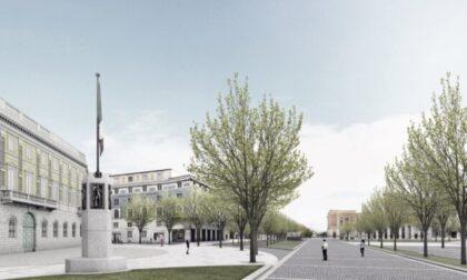 Approvato il nuovo volto di piazza Matteotti: stop al traffico, s'allunga la zona pedonale
