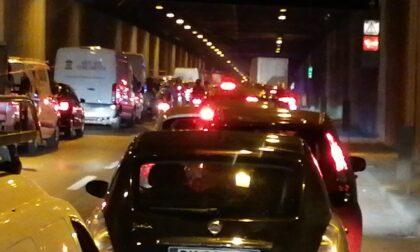 Scontro sull'asse interurbano, all'altezza di Bonate Sopra: traffico in tilt
