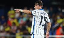 Le due novità in vista del Sassuolo: niente ritiro prepartita e il ritorno di de Roon