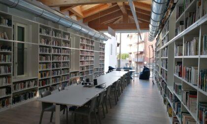 A Filago è stata finalmente inaugurata la nuova biblioteca, intitolata a Ermanno Olmi