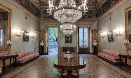 Venerdì 17 settembre apre per la prima volta al pubblico il piano nobile di Palazzo Moroni