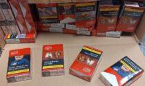 Atterrano a Orio con 300 stecche di sigarette: denunciata coppia di contrabbandieri