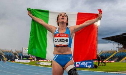 Martina Caironi, record del mondo nei 100 metri: va in finale con altre due italiane