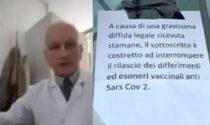 Medico negazionista emetteva certificati di esenzione dal vaccino, ora non può più farlo