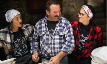Si è chiusa alla grande la sesta edizione di Pasturs: i 60 volontari ne sono entusiasti