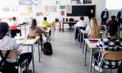 Il ritorno a scuola in Bergamasca in numeri: ci sono meno studenti dell'anno scorso