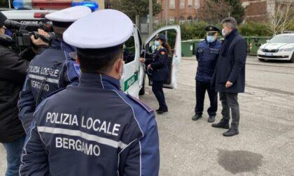 Task force alla stazione di Bergamo: a settembre le unità mobili saranno tutte lì