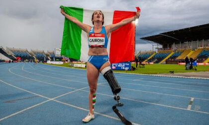 Grande Martina Caironi! È argento nel salto in lungo alle Paralimpiadi di Tokyo