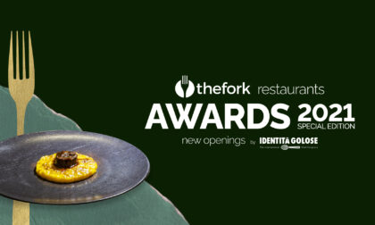 """""""TheFork Restaurants Awards"""": in lizza i bergamaschi Osteria degli Assonica e Ristorante Bolle"""