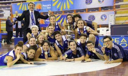 La gandinese Sara Canali e le Azzurre della nazionale di basket sorde sono campionesse d'Europa