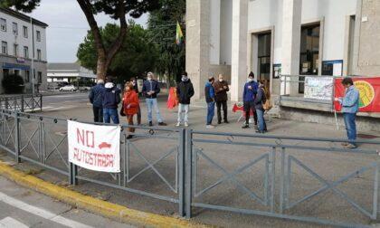 Quelli che a Dalmine dicono no alla Bergamo-Treviglio, «pagata coi nostri soldi»