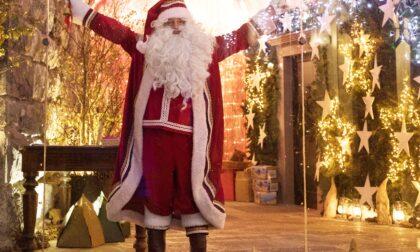 Babbo Natale è già in arrivo: dal 20 novembre riapre la sua casa bergamasca a Gromo
