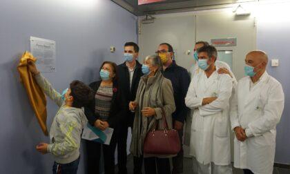 Intitolata a Paolo Ravelli la Gastroenterologia ed Endoscopia digestiva del Papa Giovanni