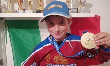 Giacomo Midali, un futuro da campione: a 10 anni è Tricolore nel MiniTrial
