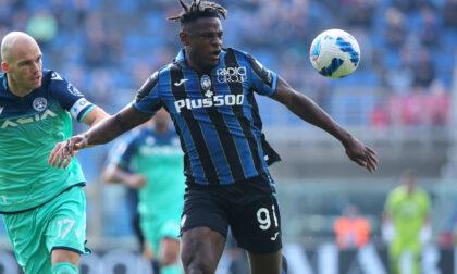 Atalanta beffata all'ultimo respiro dall'Udinese (e dagli infortuni): a Bergamo finisce 1-1
