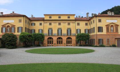 Riaperta villa Pesenti Agliardi a Sombreno, dove Maria Montessori era di casa