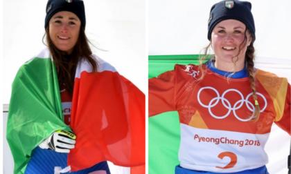 Olimpiadi invernali di Pechino 2022: Sofia Goggia e Michela Moioli portabandiere azzurre