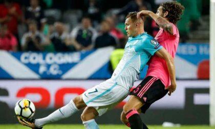 Slovenia-Russia, segna Ilicic ma vince Miranchuk: per Gasperini buone notizie