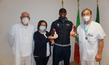 Oney Tapia e quell'aiuto ricevuto dal Papa Giovanni nei due bronzi alle Paralimpiadi