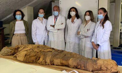 Si potrà assistere al restauro della mummia di Akhekhonsu: ecco quando e dove