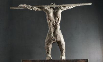 La meravigliosa Via Crucis di Viveka Assembergs per il Sentiero di Papa Giovanni