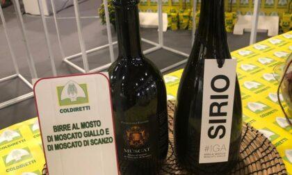 Bergamo arriva al Vinitaly 2021 con le sue... birre al Moscato di Scanzo