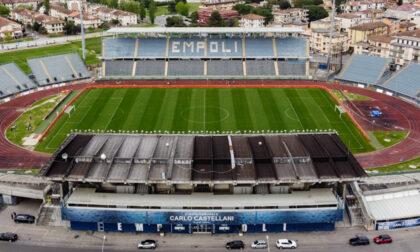 Empoli-Atalanta, biglietti in vendita da mercoledì 13 e solo per possessori di DeaCard