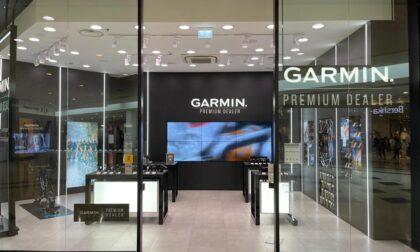 A Oriocenter arriva Garmin Premium Dealer: è il primo store in un centro commerciale