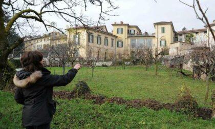 La Lega vuole salvare gli orti medievali di via San Tomaso, al confine col parco Suardi
