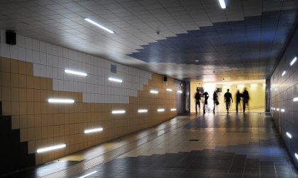 Palazzo Frizzoni revoca il senso unico pedonale al mattino nel sottopasso della stazione
