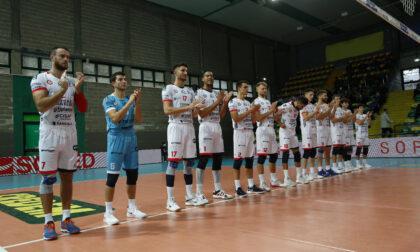 Sberla alla prima in campionato per l'Agnelli Tipiesse, ko per 3-0 con Castellana Grotte
