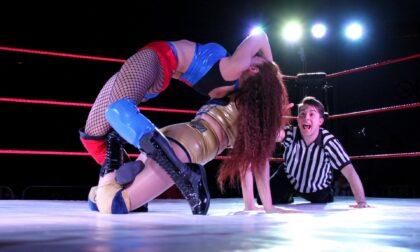 Il primo, grande evento italiano di wrestling femminile va in scena a Comun Nuovo